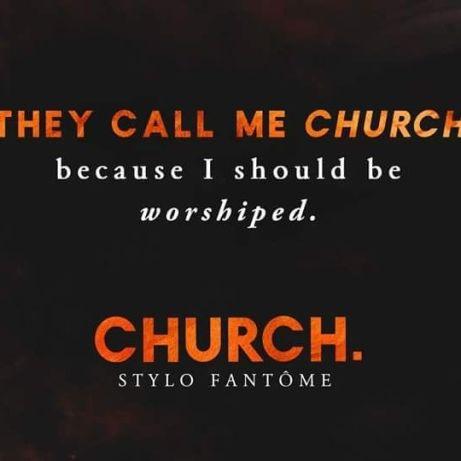 church teaser